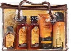 Agadir Travel Kit Holiday Tag TSA Approved Sizes - $42.50