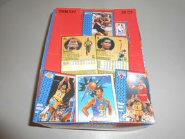 Complete 1991-92 Fleer Basketball Card Box Michael Jordan - $9.90