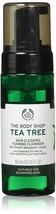 The Body Shop Tea Tree Skin Clearing Foaming Cleanser 150 ml free ship - $22.28
