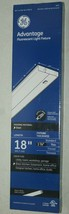 GE Advantage 18 Inch Fluorescent Under Cabinet Light Fixture Direct Wire 16547 - $19.79