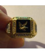 Hip hop men's ring - $54.86