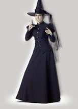 Incharacter Evil Strega Malvagia Lusso Donne Adulte Costume Halloween CF... - $84.12