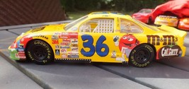 Ken Schrader #36 M&M 2000 Hasbro Pontiac Grand Prix NASCAR Race Car - $19.88
