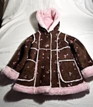 OshKosh B'gosh Childs Suede Look Coat--SZ 5 - $18.00