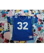 Vintage Seattle Seahawks Ricky Watters NFL Jersey Youth Size L 14-16 - $37.61
