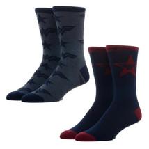 DC Comics WonderWoman 2 Pack Crew Socks  - $14.98