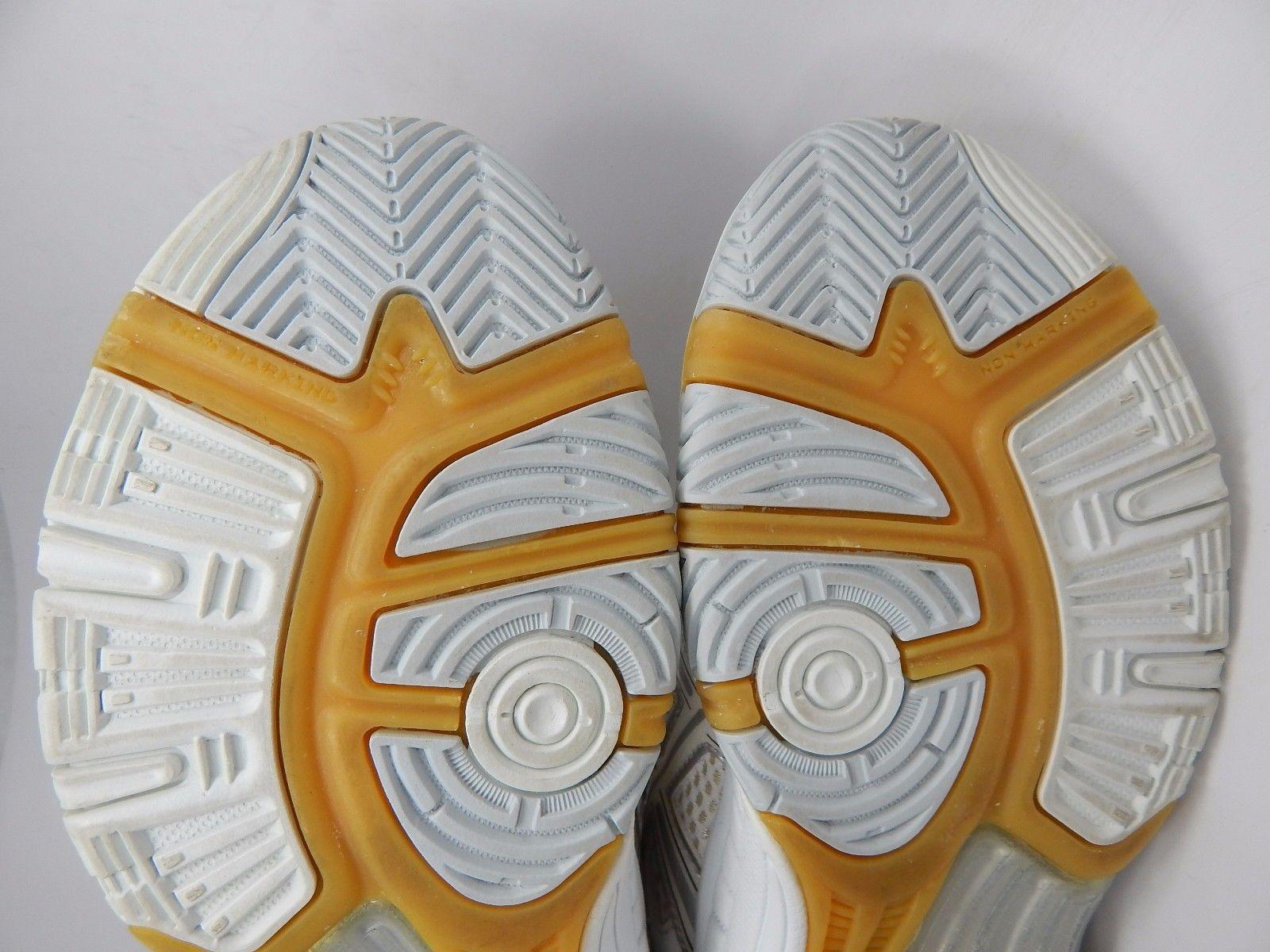 Asics Gel Rocket 5 Women's Volleyball Shoes Size US 8 M (B) EU 39.5 White B053N