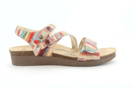 Abeo Celine Strap Sandals Multicolor Size US 7 Post Footbed (EP) - $84.14