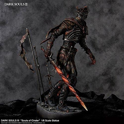 DARK SOULS III Dark Soul 3 King Their It's Incarnation 1/6 Scale Statue