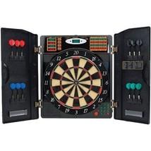 Bullshooter Arachnid Electronic Dart Board Set Game Cabinet Dartboard T... - $399.99