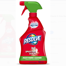 Resolve Spot And Stain Remover Multi-Fabric Upholstery Cleaner Spray (22... - $20.79