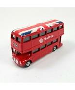 Vintage Corgi Toys Routemaster  Double Decker Bus Paralympics GB - $6.79