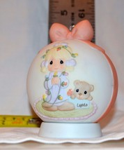 """Precious Moments """"May Your Christmas Be Delightful Girl"""" Porcelain Ornament 2003 - $14.57"""