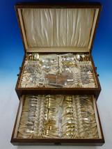 Nuremberg by Gorham Sterling Silver Flatware Set Service 55 pcs Figural ... - $11,500.00