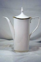 Spode Golden Eternity 4 Cup Coffee Pot #8186 EUC - $90.08