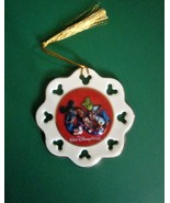 Walt Disney World 2006 Snowflake Ornament - $2.99