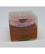 MAKEUP REVOLUTION CONCEAL & FIX Concealer with Salicylic Honey 0.39oz/11g - $12.82