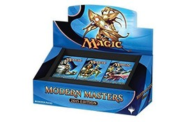 MTG Magic the Gathering Modern Masters 2015 Booster Box Display 24 packs... - $421.66