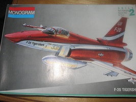 Monogram 1/48 Northrop F-20 Tigershark COMPLETE - $27.99