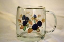 Royal Worcester 2015 Evesham Gold 12 Oz. Flat Glass Mug - $13.85