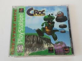 CROC Legend of the Gobbos PlayStation 1 PS1 #SLUS-00530 - $30.71