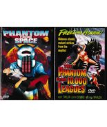 Phantom From Space/The Phantom from 10,000 Leagues All-Region DVD's - $5.99