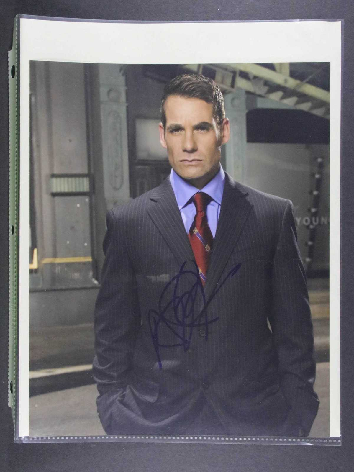 "Primary image for Adrian Pasdar Signed Autographed ""Heroes"" Glossy 8x10 Photo"