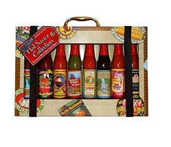 Dat'l Do It Global Collection Hot Sauce Gift Set (8-Bottle Variety Pack) - $37.99