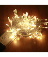 10M 100 LED Outdoor Tree Fairy String Party Lights Lamp Xmas Waterproof - $11.95