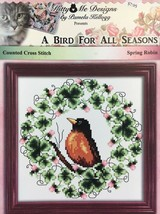 Kitty & Me Designs Counted Cross Stitch Patterns Butterflies & Seasonal ... - $7.95