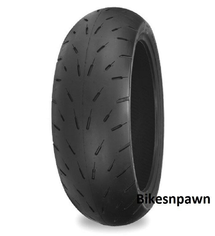 New Shinko Hook-Up Pro Radial Rear Motorcycle Drag Race Tire 200/50ZR17 87-4652P