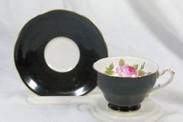 Adderley Rose Tea Cup And Saucer Set - $18.89