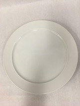 Rosenthal Continental Studio Linie White Large Flat Plate No Trim - $75.73