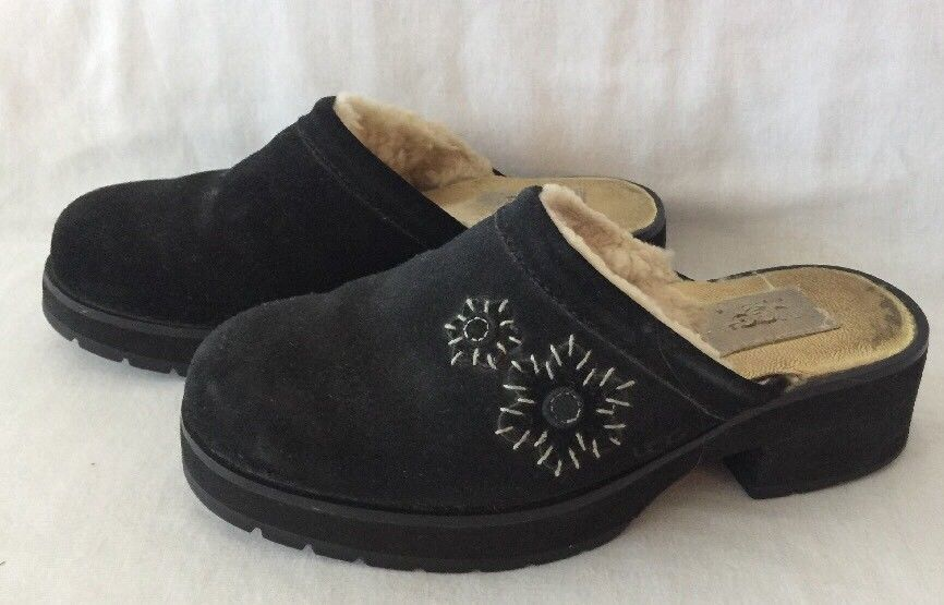 40c9f38b9dd Women's Ugg Slip On Clogs Mules Shoes Sz 6 and similar items