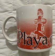 2007 Starbucks Playa Del Carmen Mexico Coffee Mug Cup 20 Oz Rare & Hard To Find - $19.78