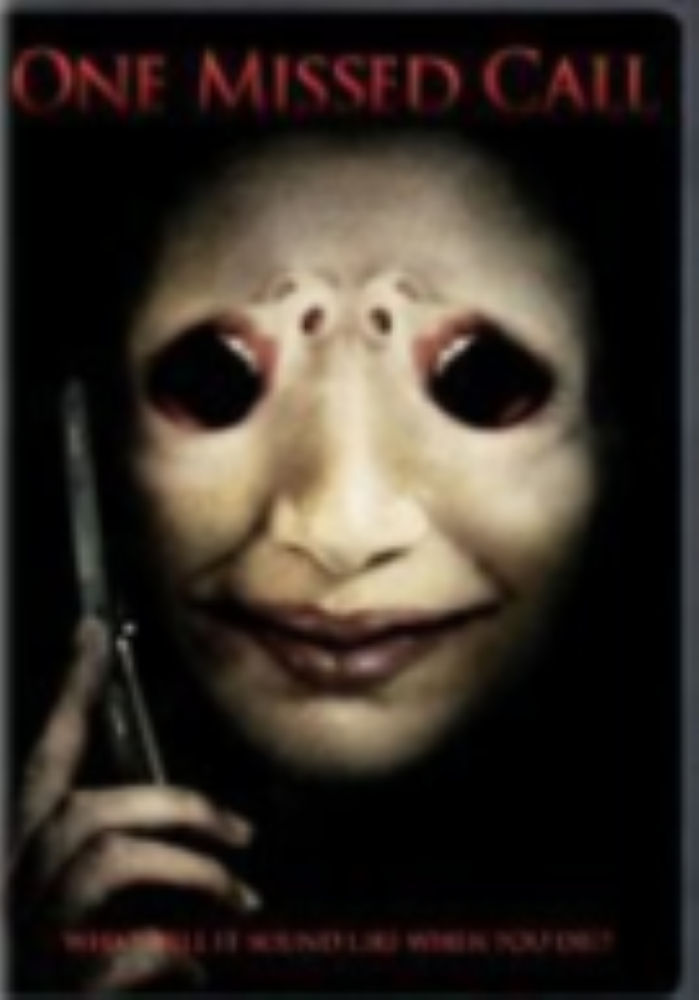 One Missed Call Dvd