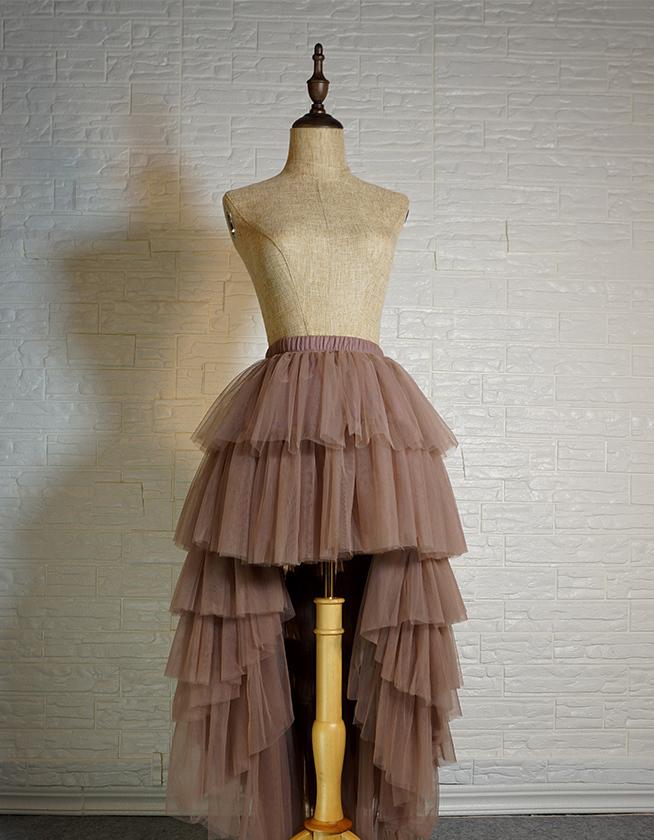 High low skirt 4
