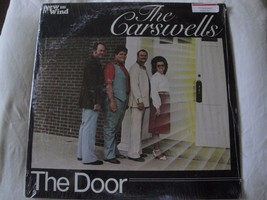 """Le Carswells """" The Door """" On Neuf Wind Records NW-1087 Vinyle LP Record Ex - $27.68"""