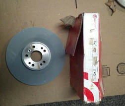 Disc Brake Rotor-Brembo Front WD EXPRESS 405 33113 253 fits 06-11 Mercedes ML350