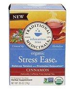 Traditional Medicinals Tea Cinnamon Stress Ease Organic, 16 Count - $9.80