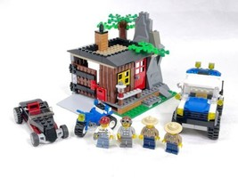 Lego Robber's Hideout (4438) Complete Except Missing Bear and Stickers  - $39.19