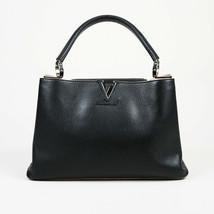 "Louis Vuitton Leather ""Capucines MM"" Handbag - $2,810.00"