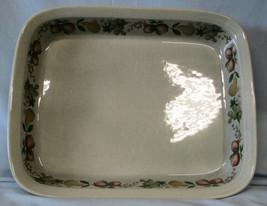 Wedgwood Quince Lasagna Baker 13 X 9 - $59.29