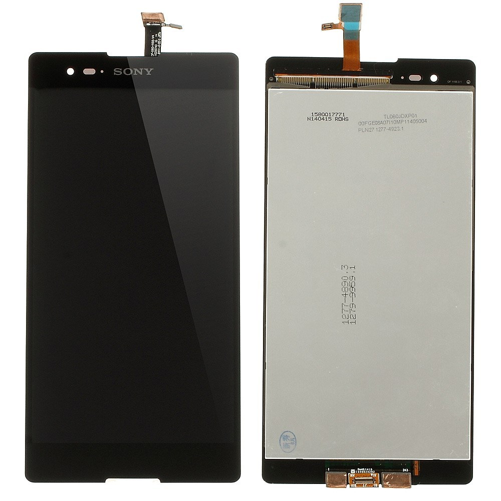 OEM LCD Touch Screen Digitizer Assembly for Sony Xperia T2 Ultra D5306 / Ultra d for sale  USA