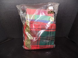 Fallani and Cohn - Holiday Weave - Oblong Table... - $46.50