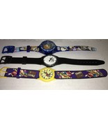3 Vintage Watches Rugrats Sargento Cheese M&m's - $19.00