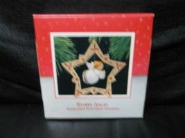 "Hallmark Keepsake ""Starry Angel"" 1988 Twirl-About Ornament NEW - $3.27"