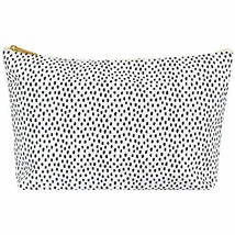 T-Bottom Accessory Bag by May Designs (Large|Irregular Dots) - $32.49