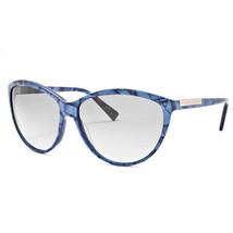 7 For All Mankind Montecito 61-15-135 Coblt Blue Sunglasses w/ Grey-Blue... - $59.39
