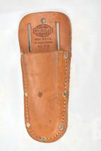 Nicholas USA No. 418 Tool Belt Pliers Holder Top Grain Cowhide - $18.76